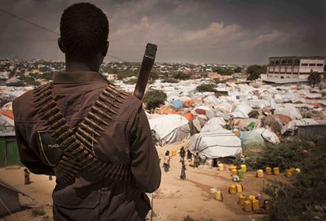 La deshecha Mogadiscio. | A.R.