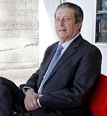 Federico Mayor Zaragoza. | Justy García.