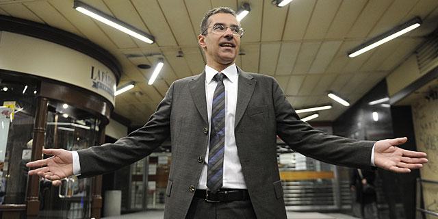 Carlos Iglesias, tras la resolución del juez. | Gtres