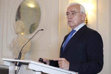 Miguel Martín, presidente de la AEB. | David S. Bustamante