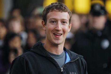 Mark Zuckerberg, creador de Facebook. | Reuters