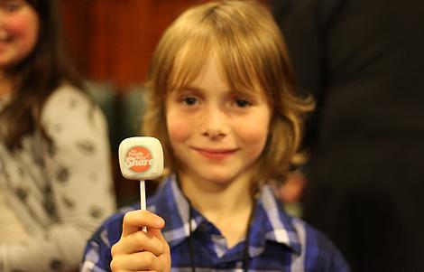 Uno de los participantes en el Día Mundial para Compartir. | The People who Share