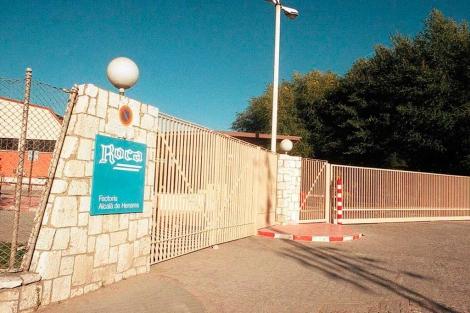 Fábrica de Roca en Alcalá de Henares. | Jaime Villanueva