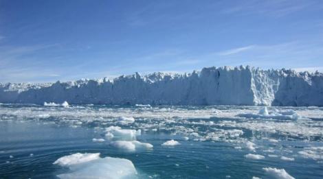 El calentamiento global está provocando un deshielo pronunciado.   Eric Rignot