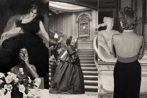 Tres de las imágenes de '365 days', de María María Acha-Kutscher. | E.M.