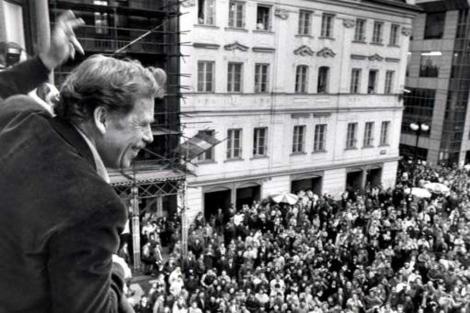 Vaclav Havel, último presidente de Checoslovaquia.