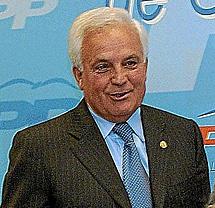 José Luis Baltar.   Efe