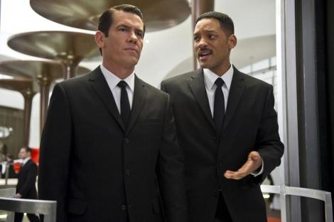 Fotograma de la tercera entrega de 'Men in Black'