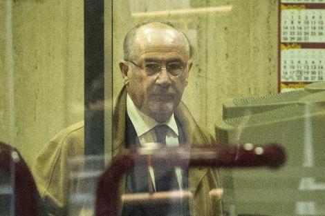 El ex presidente de Bankia, Rodrigo Rato. | Afp