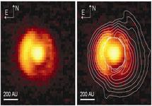 HD142527 en el infrarrojo con el telescopio Subaru