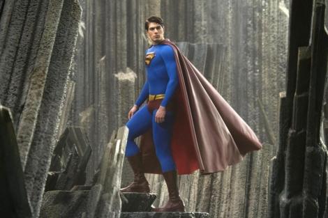 Una escena de 'Superman returns'. | El Mundo