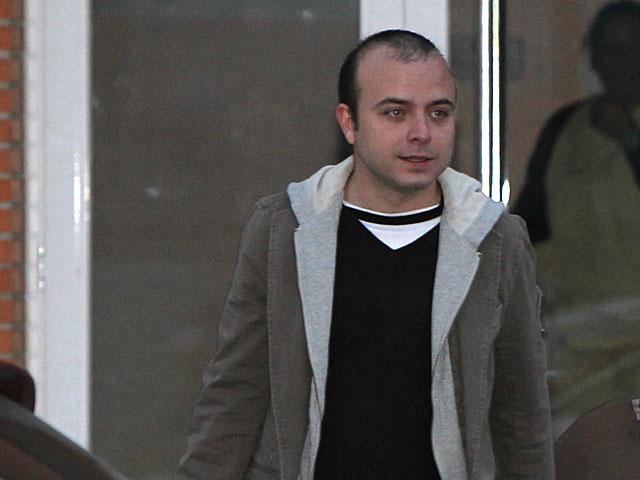 Ángel Carromero tras abandonar la cárcel de Segovia. | J. M. Lostau