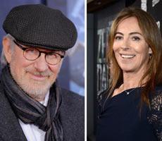 Spielberg y Bigelow. | Agencias
