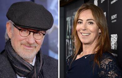 Steven Spielberg y Kathryn Bigelow. | Agencias