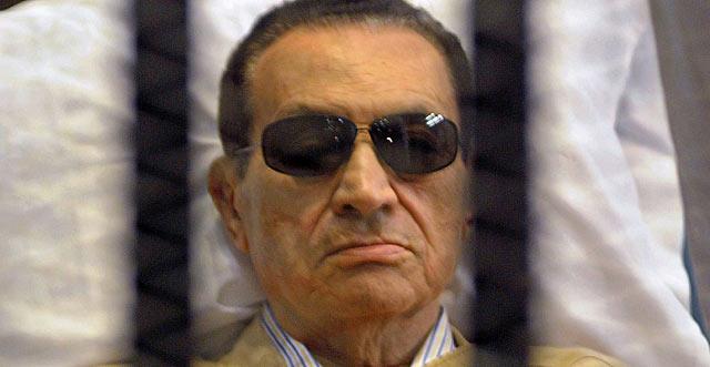 Mubarak, el día en que fue condenado a cadena perpetua. | Afp