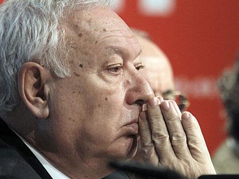 El ministro de Exteriores, José Manuel García-Margallo. | Kiko Huesca / Efe