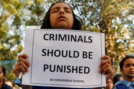Protestas contra las violaciones de mujeres en la India. | Reuters