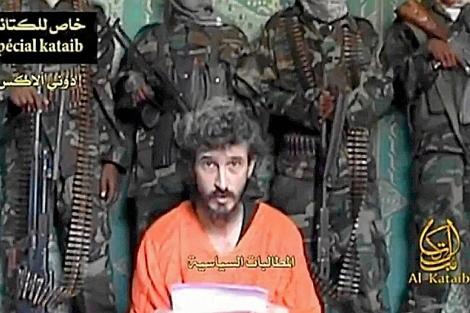 Denis Allex, el rehén galo que el ejército francés fue incapaz de liberar en Somalia. | Efe