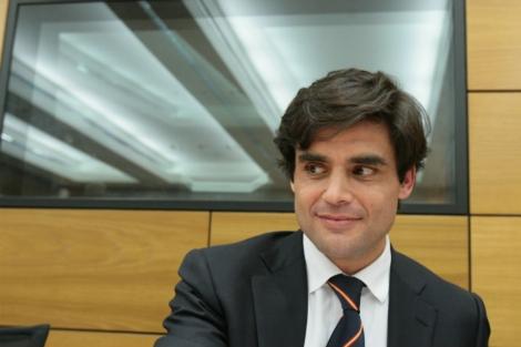 Juan José Güemes, ex consejero de Sanidad, en una imagen de archivo. | Rivas