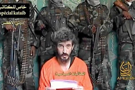Denis Allex, el rehén galo que Al Shabab amenaza con matar. | Efe