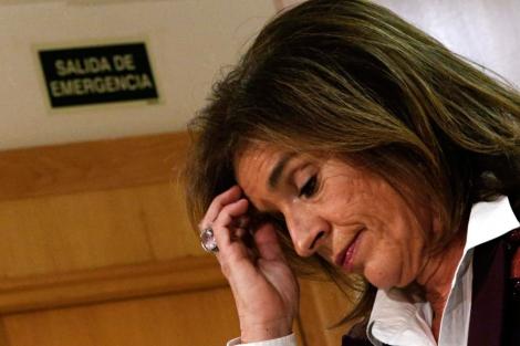 La alcaldesa de Madrid, Ana Botella.   Efe