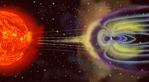 El viento solar y la magnetosfera terrestre | NASA