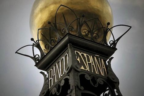 Sede del Banco de España en Madrid. | Alberto di Lolli