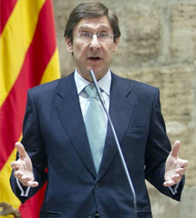 José Ignacio Goirigolzarri, presidente de Bankia. | Benito Pajares