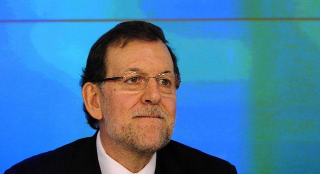 Rajoy, durante la reunión del Comité Ejecutivo Nacional del pasado día 18. | Bernardo Díaz