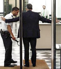 Bárcenas entra en el Supremo. | Alberto di Lolli