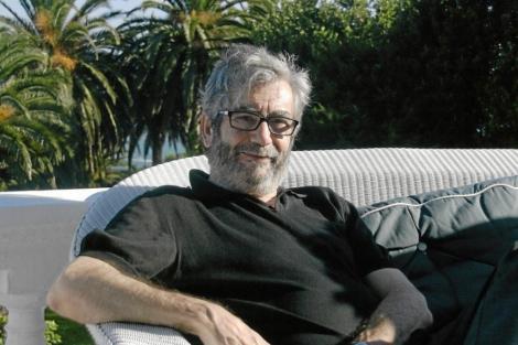 El escritor Antonio Muñoz Molina.