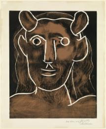 'Cabeza de fauno', de Pablo Picasso.