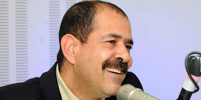 El líder opositor tunecino Chukri Bel Aid, asesinado hoy.   Efe