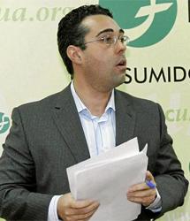 Rubén Sánchez, portavoz de Facua. | EM