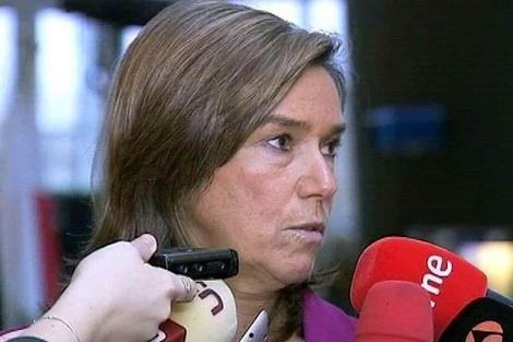 Ana Mato, ministra de Sanidad.