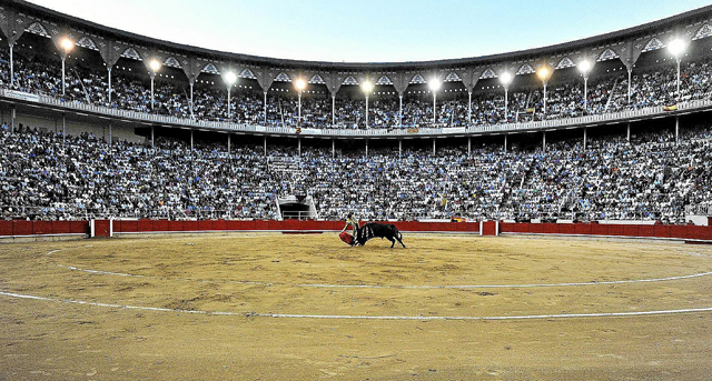 Última corrida en la Monumental de Barcelona.   Foto: Santi Cogolludo