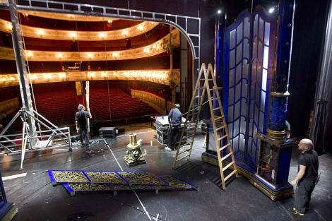 39 la bella y la bestia 39 llega al teatro principal for Teatro principal valencia