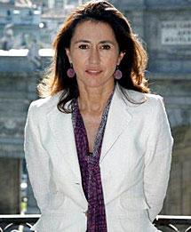 Ángeles Alarcó, presidenta de Paradores. | E.M.