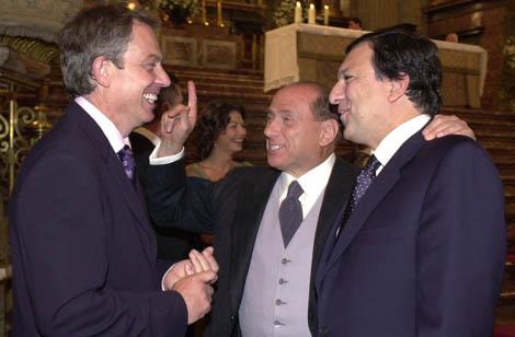 El 'cónclave' de líderes europeos.