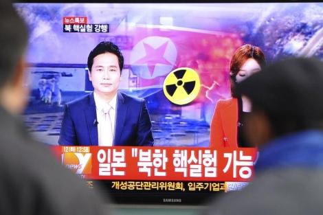 La noticia ha ocupado programas especiales en la televisión surcoreana. | Afp