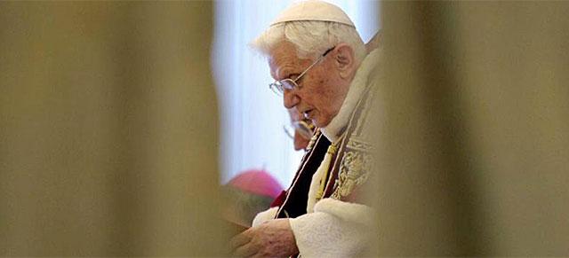 Benedicto XVI . | Foto: Efe