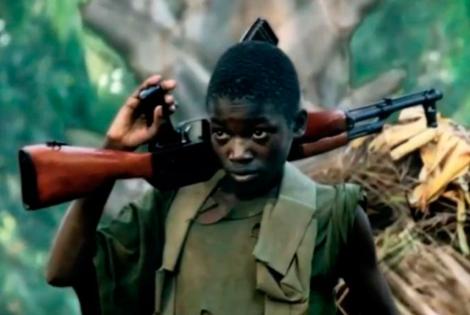 Fotograma del documental 'Invisible Children'.