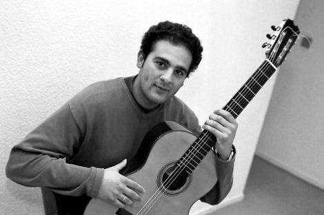 El guitarrista jerezano Diego del Morao, hijo de Moraíto El Chico. | Antonio Torres