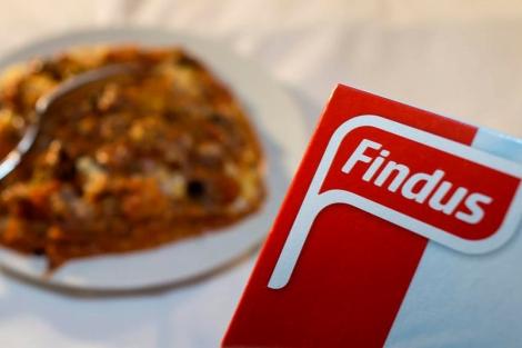 Una lasaña de Findus. | Efe