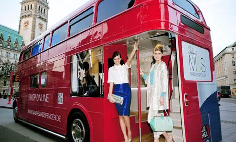 Bus London Style