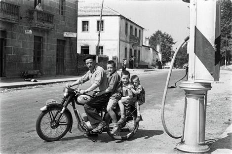 Una de las imágenes de Virxilio Vieitez.