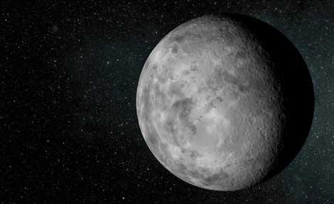 Recreación artística de Kepler-37b.| NASA/Ames/JPL-Caltech