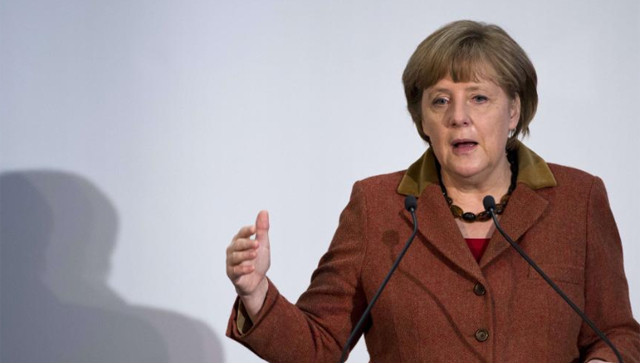 La canciller alemana, Angela Merkel.   Afp
