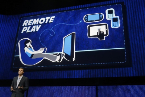 Presentación de Playstation 4.