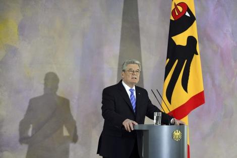 Joachim Gauck. | Foto: Reuters